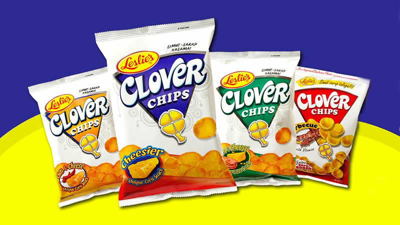 Leslies Clover Chips